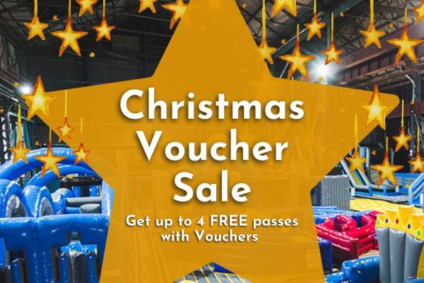 Christmas Voucher Sale!