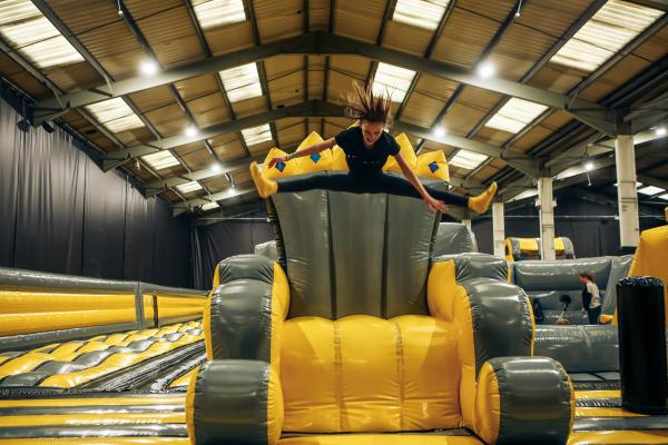 3 for 2 on Inflata-Park bookings!