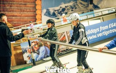 Beginner Introductory Ski Lesson (Child)