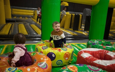 Inflatable Park Toddler Area (1-4yrs)