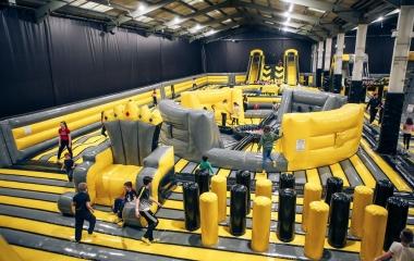 Inflatable Park, Newtownbreda
