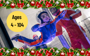 Skydive Experience (Ages 4+)