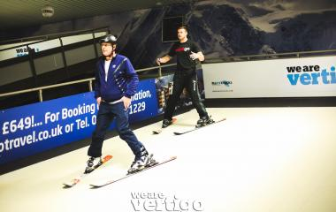 Beginner Introductory Ski Lesson (Adult)