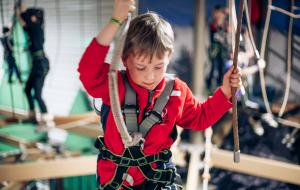 Adventure Entry (Aged 4 and above)