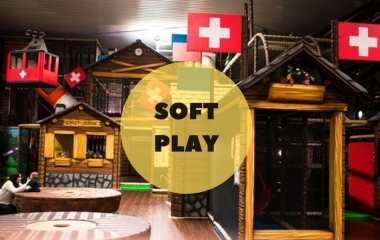 Soft Play Admission (Ages 4-12 years)
