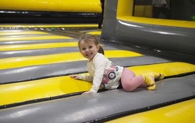 Weekday Inflata-Tots and Toast (1-5 Yrs)