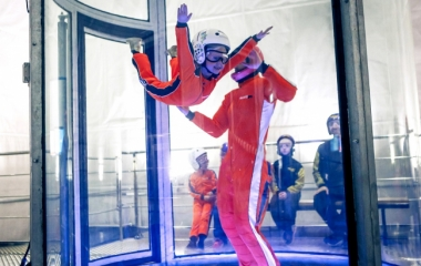 Indoor Skydiving Party (Ages 4+)