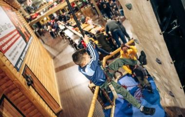 Inflatable Park & Adventure Combo Voucher (Ages 4+)