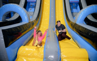 Adult's Only Titanic Inflatable Park Session (18+)