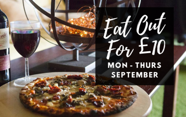 CARGO Eat Out To Help Out (August Only)
