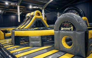 Inflatable Park Autism Friendly Bounce (Ages 4-104)