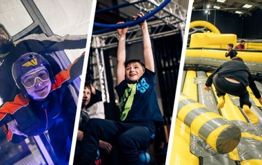 Ultimate Adrenaline Package (Ages 6+)